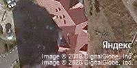 Фотография со спутника Яндекса, микрорайон Дубрава-3, дом 14 в Старом Осколе
