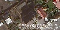 Фотография со спутника Яндекса, улица Лесная Поляна, дом 1 в Старом Осколе