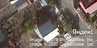Фотография со спутника Яндекса, улица Лесная Поляна, дом 5 в Старом Осколе