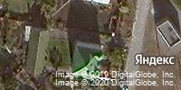 Фотография со спутника Яндекса, улица Лесная Поляна, дом 15 в Старом Осколе
