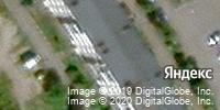 Фотография со спутника Яндекса, улица Советской Конституции, дом 21А в Ногинске