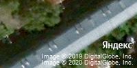 Фотография со спутника Яндекса, улица Советской Конституции, дом 25 в Ногинске