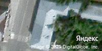 Фотография со спутника Яндекса, улица Коммунаров, дом 28 в Ельце