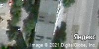 Фотография со спутника Яндекса, улица Пушкина, дом 37 в Ельце