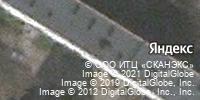 Фотография со спутника Яндекса, Гэсовская улица, дом 4 в Рыбинске