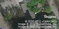 Фотография со спутника Яндекса, улица Чехова, дом 324А в Таганроге