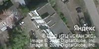 Фотография со спутника Яндекса, Инструментальная улица, дом 21 в Таганроге