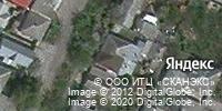 Фотография со спутника Яндекса, 6-й переулок, дом 27 в Таганроге