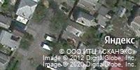 Фотография со спутника Яндекса, 6-й переулок, дом 13 в Таганроге
