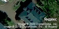 Фотография со спутника Яндекса, улица Калинина, дом 13 в Краснодаре