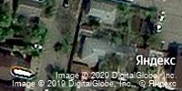 Фотография со спутника Яндекса, улица Урицкого, дом 184 в Краснодаре
