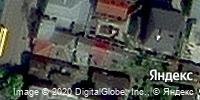 Фотография со спутника Яндекса, Рашпилевская улица, дом 52/1 в Краснодаре