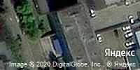 Фотография со спутника Яндекса, Брянская улица, дом 6 в Краснодаре