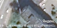 Фотография со спутника Яндекса, улица Ленина, дом 56 в Орехово-Зуево