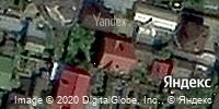 Фотография со спутника Яндекса, Садовая улица, дом 205 в Краснодаре