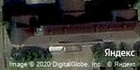 Фотография со спутника Яндекса, Садовая улица, дом 245 в Краснодаре