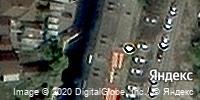 Фотография со спутника Яндекса, Садовая улица, дом 223 в Краснодаре