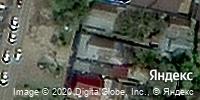 Фотография со спутника Яндекса, Садовая улица, дом 196 в Краснодаре