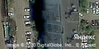 Фотография со спутника Яндекса, улица Карякина, дом 17 в Краснодаре