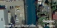 Фотография со спутника Яндекса, Строительная улица, дом 45 в Краснодаре