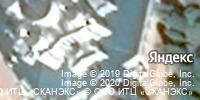 Фотография со спутника Яндекса, улица Домостроителей, дом 28 в Воронеже