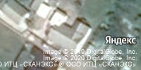 Фотография со спутника Яндекса, Строительная улица, дом 3 в Воронеже