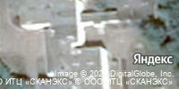 Фотография со спутника Яндекса, бульвар Победы, дом 5 в Воронеже