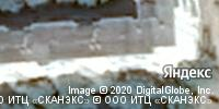 Фотография со спутника Яндекса, Московский проспект, дом 101 в Воронеже