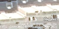 Фотография со спутника Яндекса, улица Артамонова, дом 34/2 в Воронеже