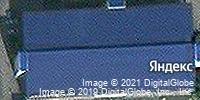 Фотография со спутника Яндекса, улица Меркулова, дом 10 в Липецке