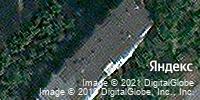 Фотография со спутника Яндекса, улица Меркулова, дом 7/1 в Липецке