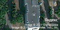 Фотография со спутника Яндекса, улица Меркулова, дом 9 в Липецке