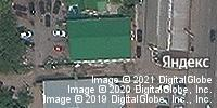 Фотография со спутника Яндекса, улица Малиновского, дом 15В/2 в Ростове-на-Дону
