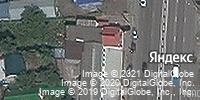 Фотография со спутника Яндекса, улица Малиновского, дом 15Б в Ростове-на-Дону