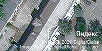 Фотография со спутника Яндекса, улица 9 Мая, дом 14 в Липецке