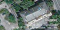 Фотография со спутника Яндекса, улица 40 лет Октября, дом 13 в Липецке