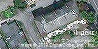 Фотография со спутника Яндекса, улица 40 лет Октября, дом 11 в Липецке