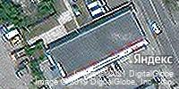 Фотография со спутника Яндекса, улица 40 лет Октября, дом 1 в Липецке