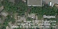 Фотография со спутника Яндекса, улица Малюгиной, дом 46 в Ростове-на-Дону