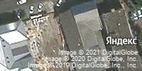 Фотография со спутника Яндекса, улица Текучева, дом 158 в Ростове-на-Дону