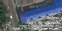 Фотография со спутника Яндекса, улица Текучева, дом 109/104 в Ростове-на-Дону
