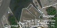Фотография со спутника Яндекса, Доломановский переулок, дом 62/36 в Ростове-на-Дону