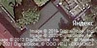 Фотография со спутника Яндекса, улица Плеханова, дом 42А в Сочи