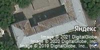 Фотография со спутника Яндекса, Буденновский проспект, дом 33 в Ростове-на-Дону
