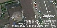 Фотография со спутника Яндекса, Буденновский проспект, дом 35 в Ростове-на-Дону