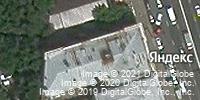 Фотография со спутника Яндекса, Буденновский проспект, дом 27 в Ростове-на-Дону