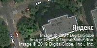 Фотография со спутника Яндекса, Лермонтовская улица, дом 94/96 в Ростове-на-Дону