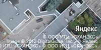 Фотография со спутника Яндекса, улица Шевченко, дом 18 в Рязани