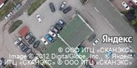 Фотография со спутника Яндекса, улица Стройкова, дом 37 в Рязани