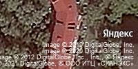 Фотография со спутника Яндекса, улица Чехова, дом 58 в Сочи